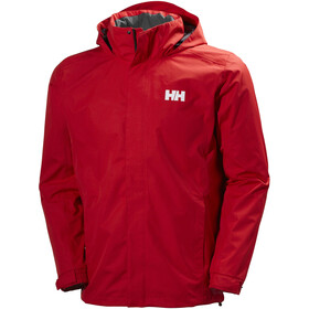 Helly Hansen Dubliner Jacke Herren flag red